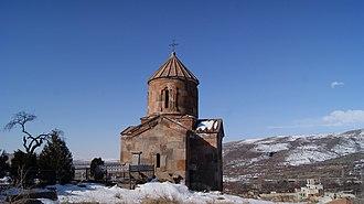 Parpi - Image: Փարպիի Թարգմանչաց եկեղեցի11