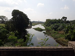 Saptagram - Saraswati River at Saptagram