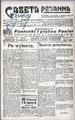"""""""Gazeta Poranna 2 Grosze"""", 11 grudnia 1922.png"""