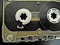 コンパクトカセットテープ ハブ故障.JPG