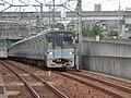 名鉄犬山線直通普通列車岩倉ゆき 3050形電車.JPG