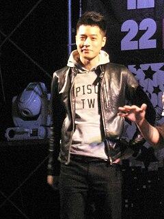Nick Chou Taiwanese singer-actor