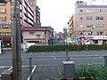 昭島駅、早朝2 - panoramio.jpg