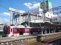 近鉄大阪線 河内国分駅 Kawachi-Kokubu station 2012.10.09 - panoramio (1).jpg