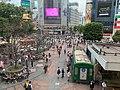 野党も改憲案提示 -- Shibuya Square, 8 October 2019, h13m24.jpg