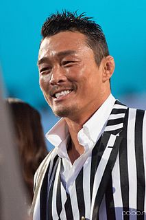 Yoshihiro Akiyama Korean Japanese judoka and mixed martial arts fighter