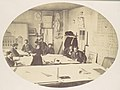 -Charles Garnier in the Drafting Room While Designing the New Paris Opera- MET DP116738.jpg