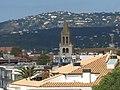 009 Campanar de Santa Maria de Palamós, des del mirador de la Punta d'en Roca.jpg