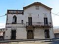 020 Can Coma (Monistrol de Montserrat), façana que dóna a la carretera C-55.JPG