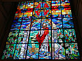 021212 Stained-glass window in Holy Trinity Church in Warsaw (Lutheran) (fragment) - 01.jpg