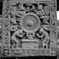 024 Buddha represented by Dharmacakra (32936540413).jpg