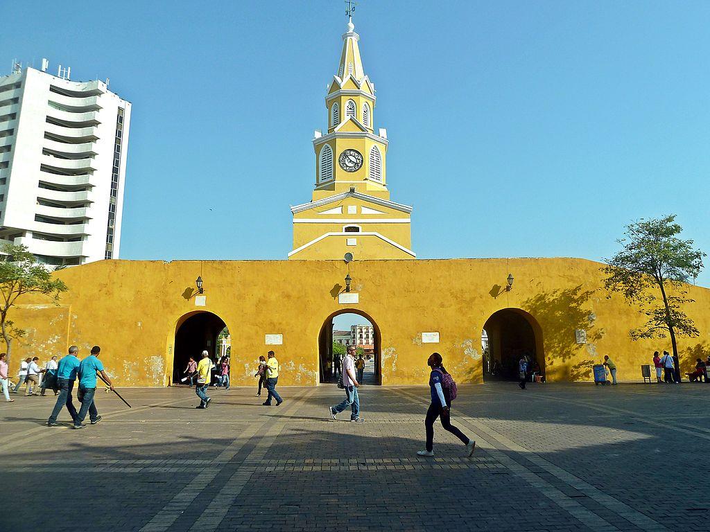 024 Torre del Reloj Cartagena Colombia