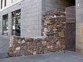 047 Fragment de muralla, pl. Església (Granollers).jpg