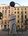 04 Monument de la plaça George Orwell.jpg