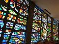 052 Església dels Claretians, c. Joan Maragall 23 (Girona), vitrall.jpg