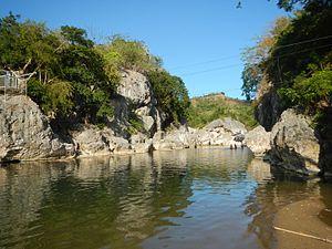 Biak-na-Bato National Park - Madlum River