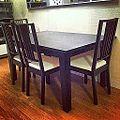 1-50 AM. Tout est enfin monté. Demain matin on pourra petit-déjeuner des Krisprolls sur ce nouveau mobilier suédois... (6947725919).jpg