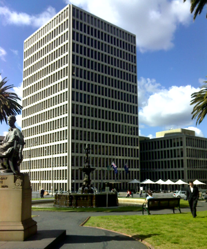 Department of Treasury and Finance (Victoria) - 1 Macarthur Street