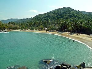 Tayrona National Natural Park - Cabo San Juan is one of the more popular swimming areas