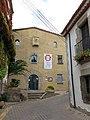 122 Can Milans Perejordi, c. Església (Caldes d'Estrac).JPG