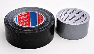 Adhesive tape - Gaffer tape