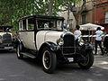131 Fira Modernista de Terrassa, mostra de cotxes d'època a la Rambla.JPG