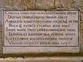 13th century plaque in Tortosa Cathedral.jpg