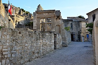 Les Baux-de-Provence - Ancient village