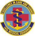 143 Medical Sq emblem.png