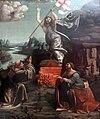 1492 Boltraffio Auferstehung Christi mit dem hl Leonhard von Noblac und Lucia anagoria.JPG