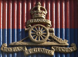 Badge of the RCA