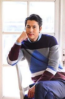 Jung Woo-sung South Korean actor