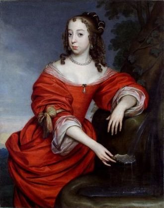 Countess Albertine Agnes of Nassau - Albertine Agnes of Nassau