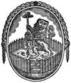 1795. Zegel van de Provisionele Representanten van het volk van Holland.png