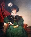 1832 Amerling Bildnis Freifrau Cecilie von Eskeles anagoria.JPG