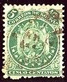 1868 5c Correos used Yv9.jpg
