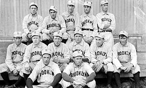 1900 Brooklyn Superbas season - The 1900 Brooklyn Superbas