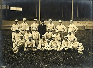 1902 Chicago Orphans season - Image: 1902 Chicago Orphans
