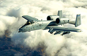190th Fighter Squadron - Fairchild Republic A-10A Thunderbolt II 79-084.jpg