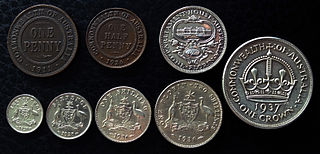 Coins of the Australian pound