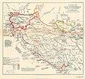 1916 Diagrammatic Map of Slav Territories East of the Adriatic.jpg