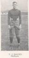 1918 Pitt Halfback Tom Davies.png