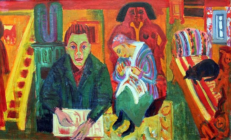 File:1921 Kirchner Das Wohnzimmer anagoria.JPG