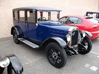 Austin 16 car model produced 1927-1938