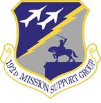 192 Mission Support Gp emblem.png