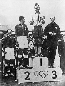 1956- Melbourne Olympic Victory Ceremony.jpg