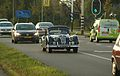1957 Jaguar XK140 DHC (10559486015).jpg