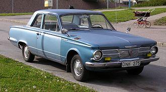 Plymouth Valiant - 1965 Plymouth Valiant