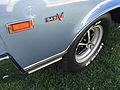 1969 AMC Ambassador SST sedan with custom package at 2015 AMO meet-13.jpg