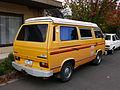 1982 Volkswagen Transporter (T3) van, Sunliner camper conversion (2015-06-03) 02.jpg